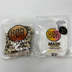 80R Nordstrom Mask & Scrunchie Pack Bundle of 2